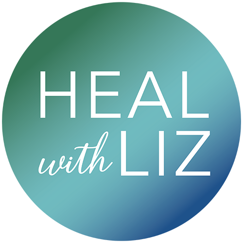 Heal with Liz Alt Logo Designed by Mel Judson Branding & Web Design
