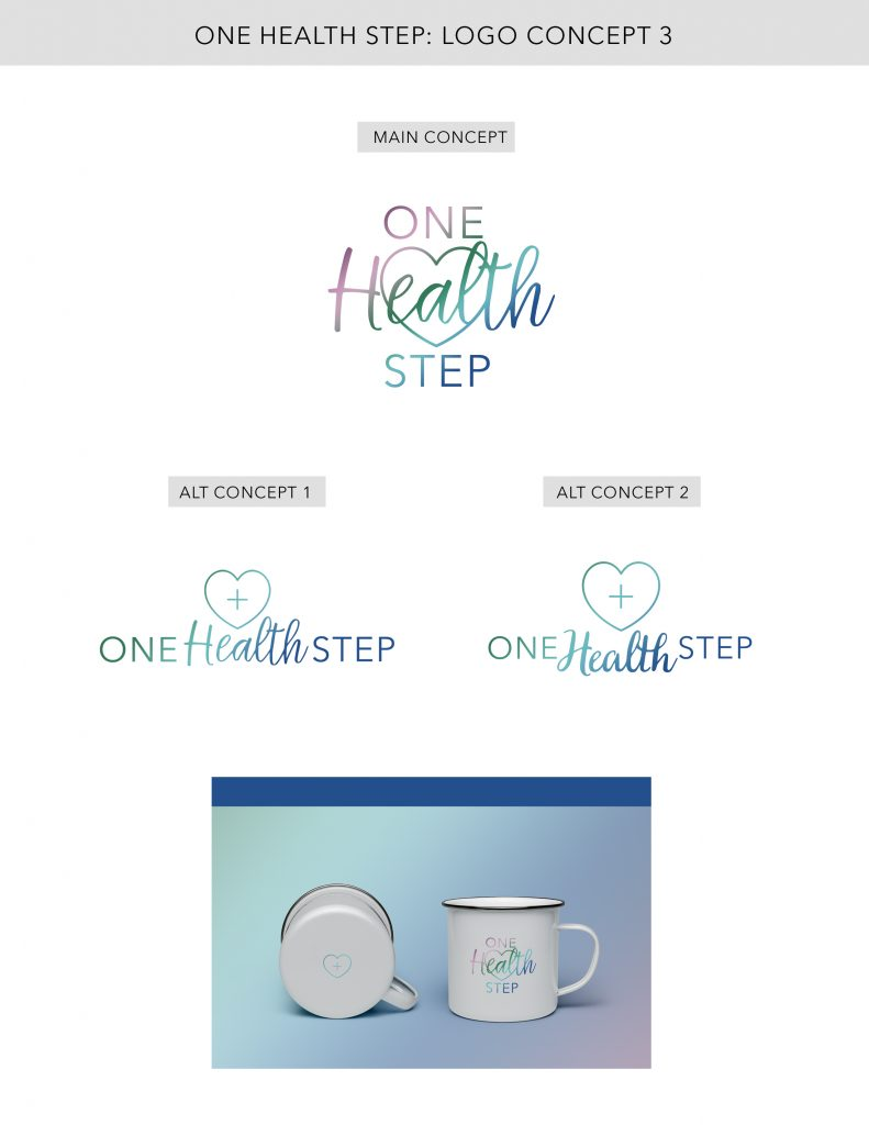 Heal with Liz Logo Concept 2 Designed by Mel Judson Branding & Web Design