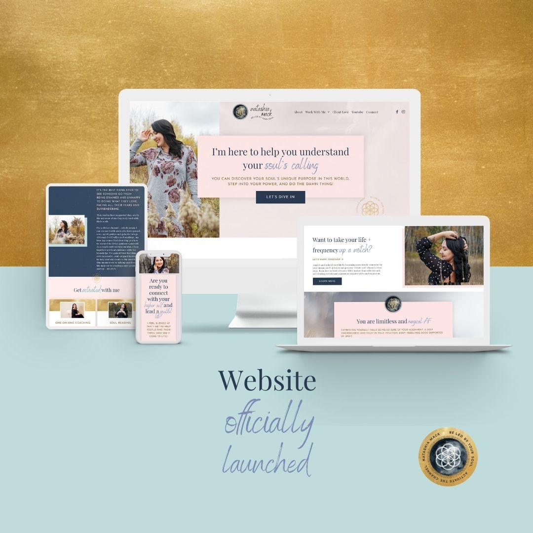 Natashia Mack Website Launch Images Square