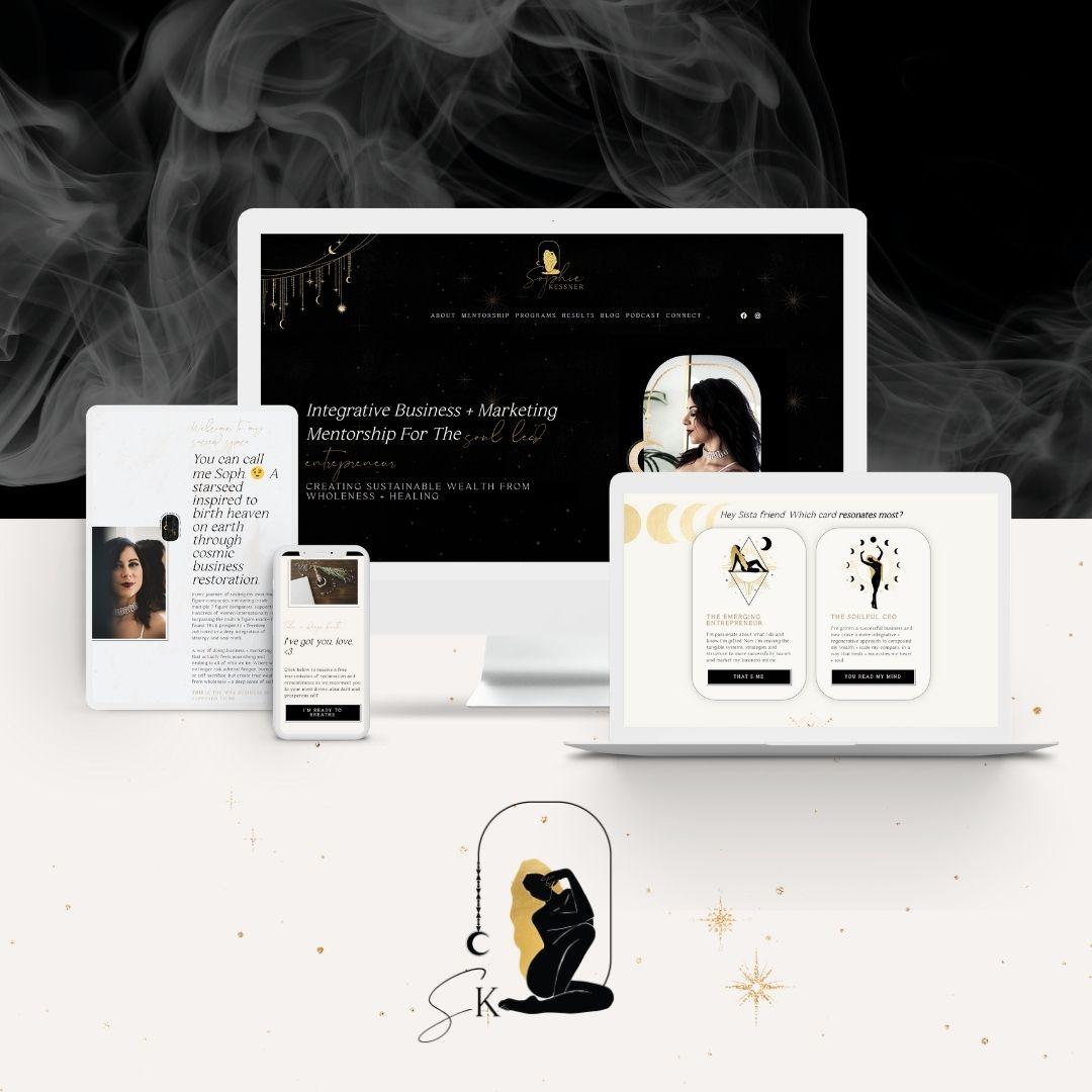 Sophie Kessner Website Launch Images Square