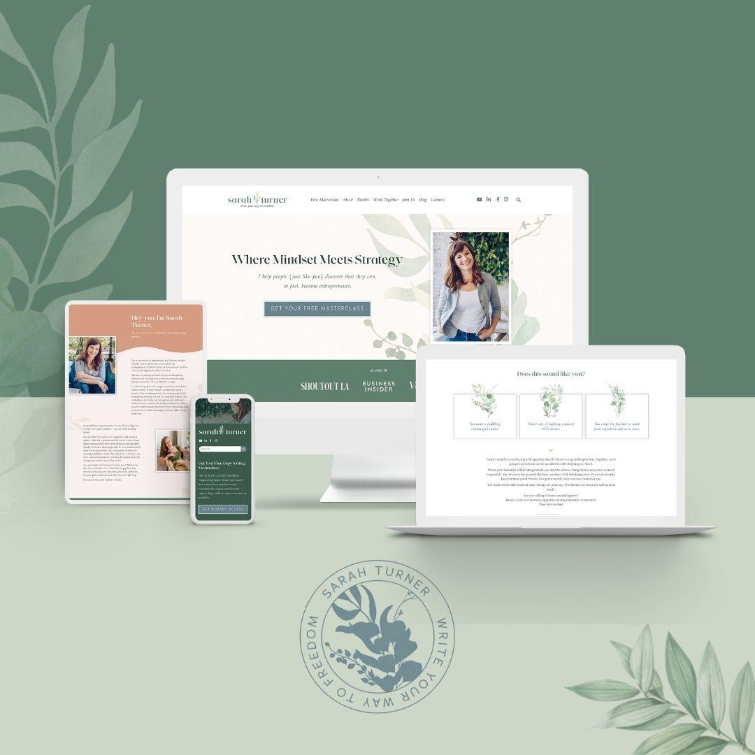Sarah Turner Website Launch Images Square